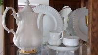Royal Albert Val d'or China - Complete Set