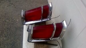 71 Lincoln mark lll tail lights