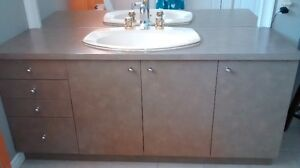 vanité de salle de bain