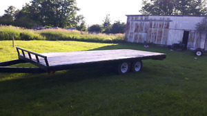 I'm selling my trailer
