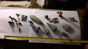 1990's Micro Machines Star Wars Ships and Miniature Figures Plus West Island Greater Montréal image 1