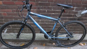 Huffy Granite mountain bicycle in like brand new condition $ 95