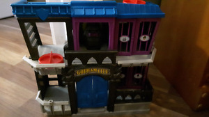Gotham City Playset