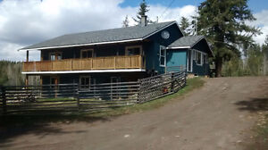 Wow 2 Large Homes, 80 Acres set up for horses!!!