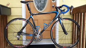Giant TCR 0 carbon 56 cm racing bike