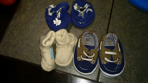 Baby shoes , slippers & booties
