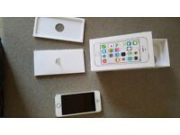 iPhone 5s for sale gold 16gb mint condition