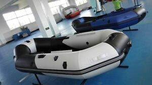 THE Best 10 ft Inflatabe river/lake raft,motor mount,air floor