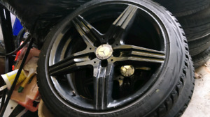 18 Inch Mercedes Benz Rims