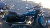 2007 Kawasaki Vulcan Classic with extras for sale