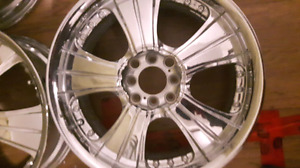 17 inch rims never used