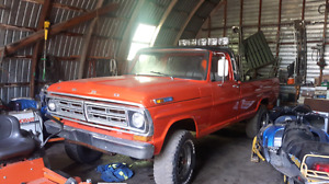 1972 ford f 250 4x4