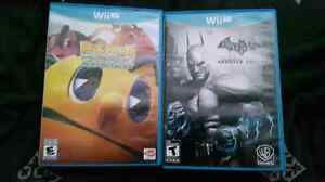 Wii u games  $20 each or 30$ for both