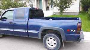 02 GMC 1500 for sale