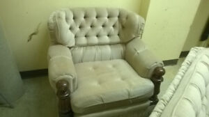 Matching Couch Chair and Love Seat