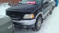 2000 Ford F-150 Pickup Truck 1500 as is