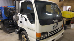 Sweeper truck for sale