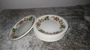 Wedgwood Quince Bread & Butter Dish