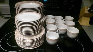 Fine porcelain set