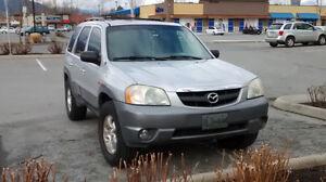 2001 Mazda Tribute LX SUV, Crossover 4x4