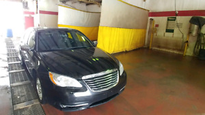 Very Nice 2011 fully loaded Chrysler 200 and Chevy Optra