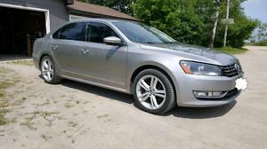 VW Passat tdi 2012 Saftied!