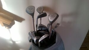 Womens right handed golf clubs