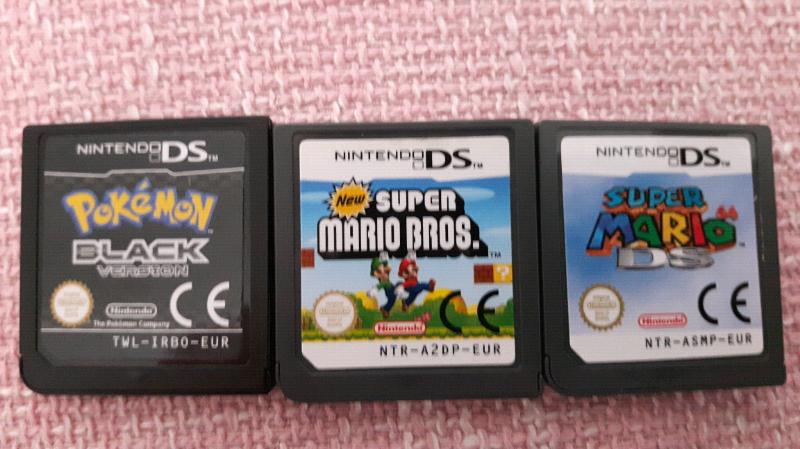 Nintendo ds games, super mario and pokemon | in Warrington, Cheshire |  Gumtree