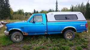 95 Ford F-150 for sale