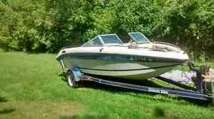 18ft Bowrider w/trailer
