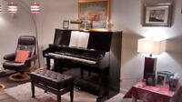 Piano Lesson on Whyte - Register NOW for Fall