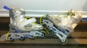 Kids Roller Blades, $25 - size expandable
