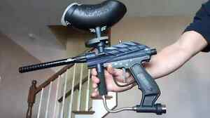 Raider Paintball Gun