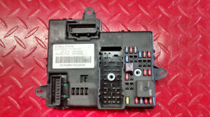 2007 GM OEM BODY CONTROL FUSE RELAY BOX BCM BCU-- PART # 25848