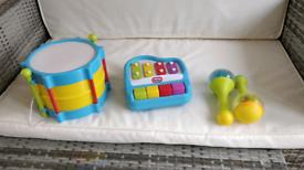 Free little tikes music set