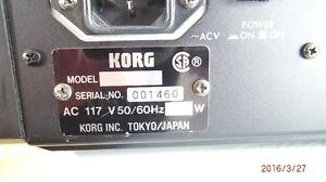 korg T2 Music Workstation 76 notes Excellente Condition (rare) Lac-Saint-Jean Saguenay-Lac-Saint-Jean image 7