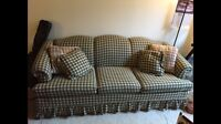 Free three seat couch