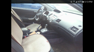 Honda civic 2006 coupe 1.8 reduced price