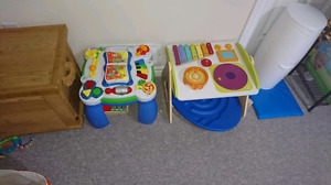 Toddler Stand and play toys