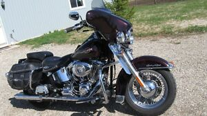 2007 HERITAGE SOFTAIL CLASSIC