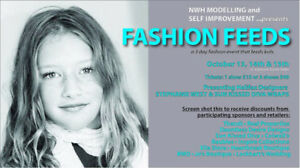 NWH Modelling & Self-improvement presents Fashion Feeds