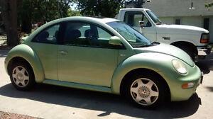 2000 Volkswagen Beetle Hatchback
