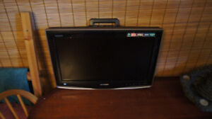 sharp tv monitor with hdmi input 1080hd for sale (monitor only)