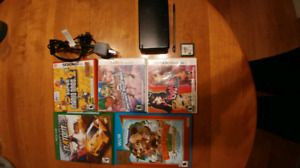 3ds +3 games wii u dk xboxone switch
