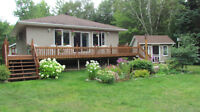 Immaculate, water front, custom build home on Chippewa River