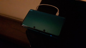 Nintendo 3ds and charger