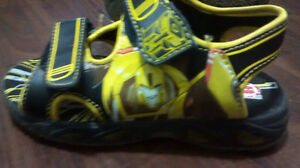 Boys new sandals size 13