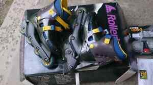 PRICE REDUCED!! Youth / Women's rollerblades