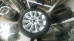 235/55/18 2015 toyota sienna rims and tires