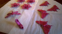 New Set of 10 Christmas Decorations